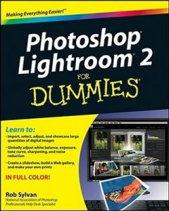 Photoshop Lightroom 2 for Dummies – Rob Sylvan [PDF] [English]