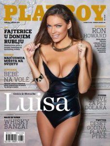 Playboy Croatia – Ozujak, 2016 [PDF]