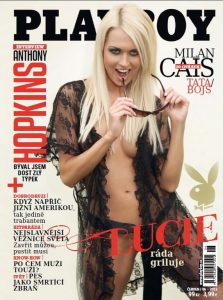 Playboy Czech Republic – Cerven, 2013 [PDF]