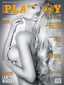 Playboy Slovenija – Junij, 2016 [PDF]