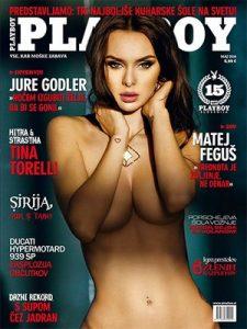 Playboy Slovenija – Maj, 2016 [PDF]
