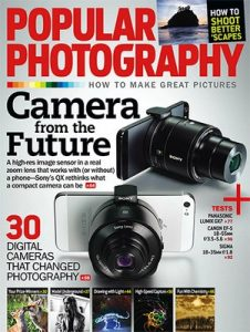 Popular Photography USA – November, 2013 [PDF]