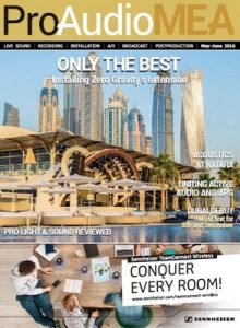Pro Audio Middle East – May June, 2016 [PDF]