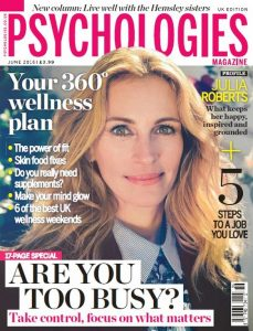 Psychologies UK – June, 2016 [PDF]