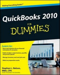 QuickBooks 2010 for Dummies – Stephen L. Nelson [PDF] [English]