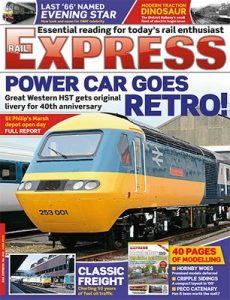 Rail Express UK – June, 2016 [PDF]