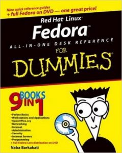 Red Hat Linux Fedora All-in-One Desk Reference for Dummies – Naba Barkakati [PDF] [English]