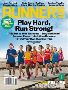 Runner's World USA – June, 2016 [PDF]
