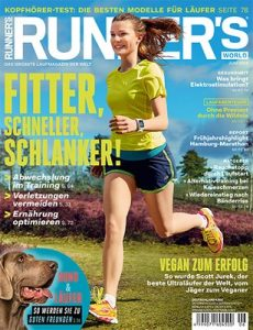 Runner's World Germany – Juni, 2016 [PDF]