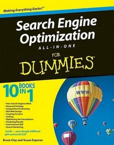 Search Engine Optimization All-in-one Desk Reference for Dummies – Bruce Clay, Susan Esparza [PDF] [English]