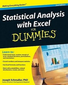 Statistical Analysis with Excel for Dummies (2nd Edition) – Joseph Schmuller [PDF] [English]