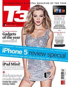 T3 Magazine UK – December, 2012 [PDF]