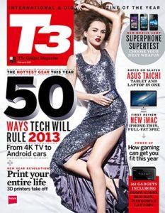 T3 Magazine UK – February, 2013 [PDF]