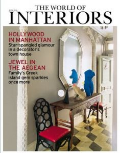 The World of Interiors – April, 2016 [PDF]