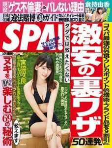 Weekly SPA! Japan – 24 May, 2016 [PDF]