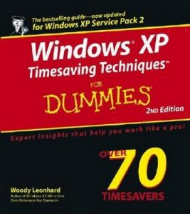Windows XP Timesaving Techniques for Dummies (2nd Edition) – Woody Leonhard [PDF] [English]
