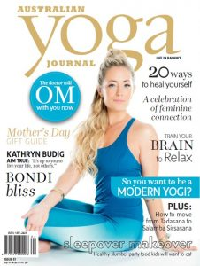 Australian Yoga Journal – May June, 2016 [PDF]