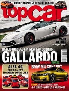 topCar South Africa – October, 2013 [PDF]