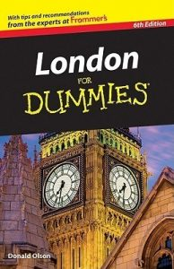 London for Dummies (6th Edition) – Donald Olson [PDF] [English]
