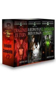 Los Dragones de Durn Saga, Trilogía Completa: Los Dragones de Durn – Kristian Alva [PDF]