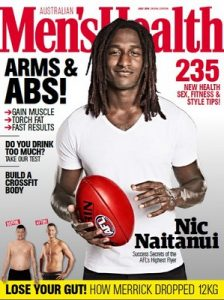 Men's Health Australia – July, 2016 [PDF]