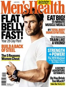 Men's Health South Africa – June, 2016 [PDF]