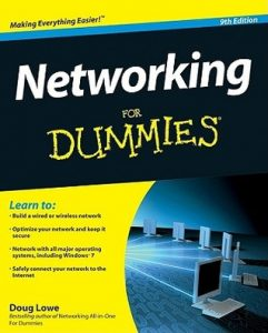 Networking for Dummies (9th Edition) – Doug Lowe [PDF] [English]