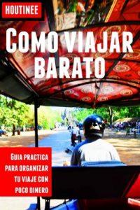 Cómo viajar barato – Turismo fácil y por tu cuenta: Guía práctica para organizar tu viaje con poco dinero – Ivan Benito Garcia [PDF]