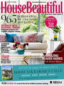 House Beautiful UK – August, 2016 [PDF]