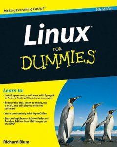 Linux for Dummies (9th Edition) – Richard Blum [PDF] [English]