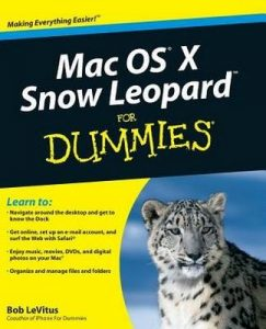 Mac OS X Snow Leopard for Dummies – Bob LeVitus [PDF] [English]