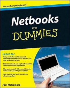 Netbooks for Dummies – Joel McNamara [PDF] [English]