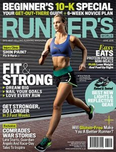 Runner's World South Africa – June, 2016 [PDF]