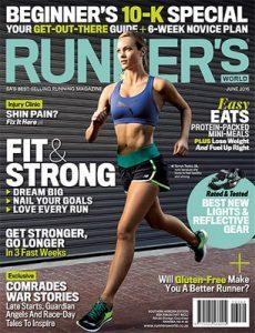 Runner's World South Africa – June, 2016 [PDF]