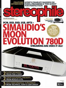 Stereophile USA – August, 2016 [PDF]