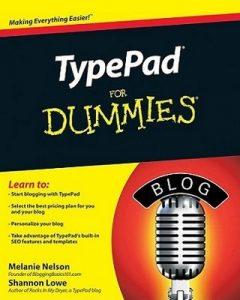 TypePad for Dummies – Melanie Nelson, Shannon Lowe [PDF] [English]