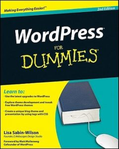 WordPress for Dummies (2nd Edition) – Lisa Sabin-Wilson [PDF] [English]