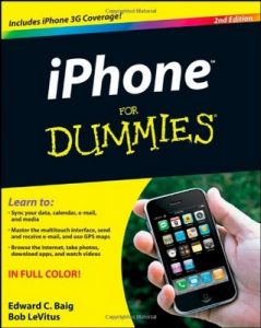 iPhone for Dummies (2nd Edition) – Edward C. Baig, Bob LeVitus [PDF] [English]