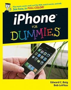 iPhone for Dummies – Edward C. Baig, Bob LeVitus [PDF] [English]