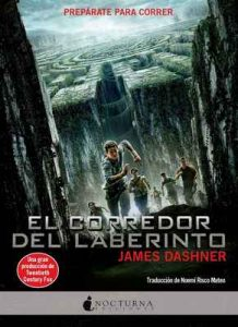 El corredor del laberinto – James Dashner, Noemí Risco Mateo [ePub & Kindle]