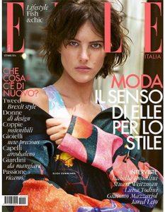 Elle Italia – Settembre, 2016 [PDF]