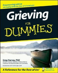 Grieving for Dummies – Greg Harvey [PDF] [English]