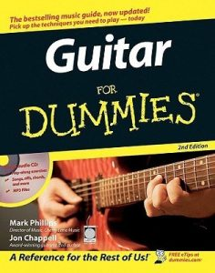 Guitar for Dummies (2nd Edition) – Mark Phillips, Jon Chappell [PDF] [English]