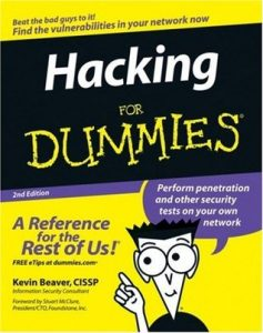 Hacking for Dummies (2nd Edition) – Kevin Beaver [PDF] [English]