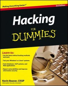 Hacking for Dummies (3rd Edition) – Kevin Beaver [PDF] [English]