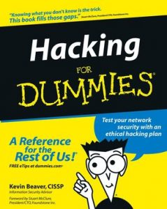 Hacking for Dummies – Kevin Beaver [PDF] [English]