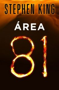 Área 81 – Stephen King [ePub & Kindle]