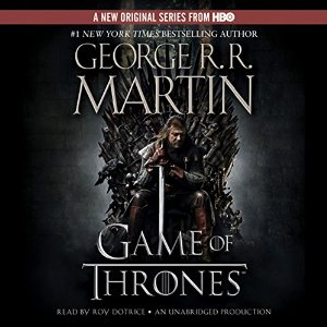 A Game of Thrones: A Song of Ice and Fire, Book 1 – George R. R. Martin [Narrado por Roy Dotrice] [Audiobook] [Completo] [English]