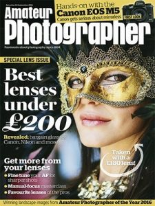 Amateur Photographer UK – 24 September, 2016 [PDF]