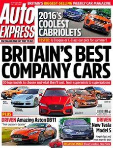 Auto Express UK – 10 August, 2016 [PDF]